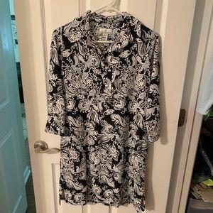 Jude Connally 3/4 Sleeve Dress
